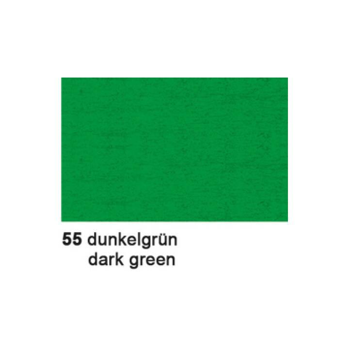 URSUS Papier crépon (Vert)