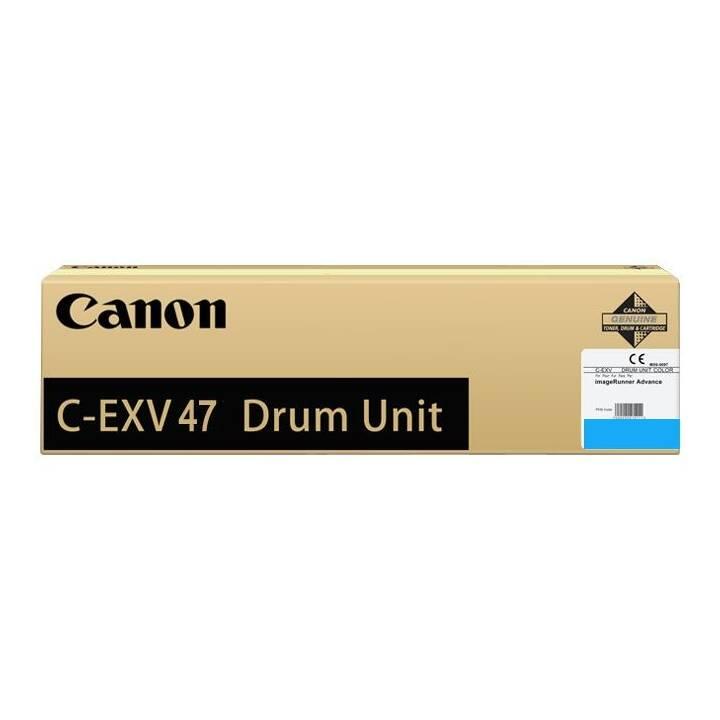 CANON C-EXV 47 (Tamburi, Ciano)