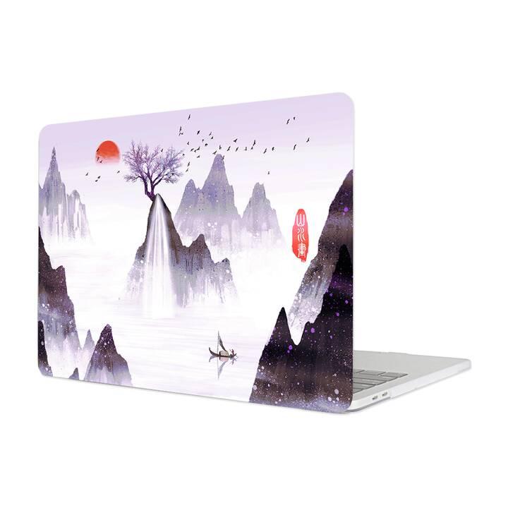"""EG MTT Housse pour Macbook Pro 13"""" Not Touchbar (2016 - 2018) - Peinture"""