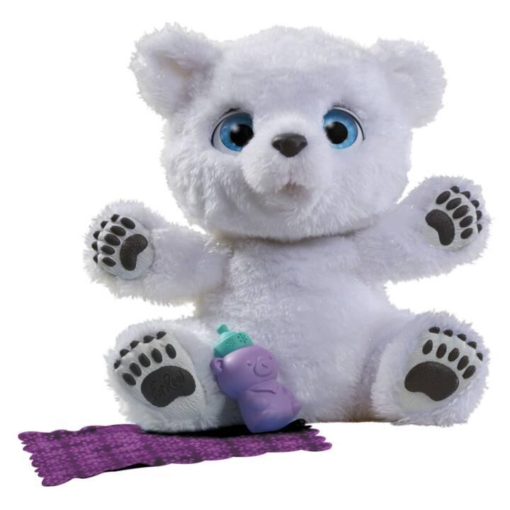HASBRO Furreal Friend Il mio giocoso bambino orso polare giocoso orso polare