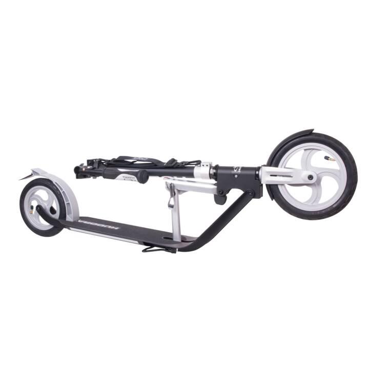 HUDORA Scooter Big Wheel Air 230 (Schwarz, Silber)
