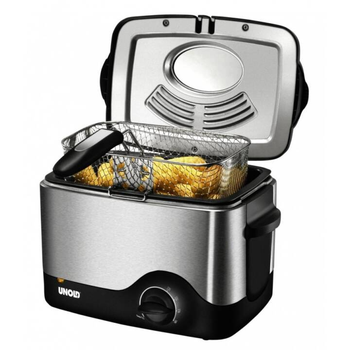 UNOLD 58615 Friteuse (1.5 l)