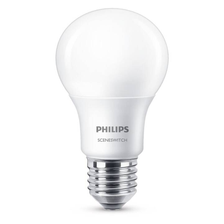 PHILIPS Ampoule LED (E27, 8 W)