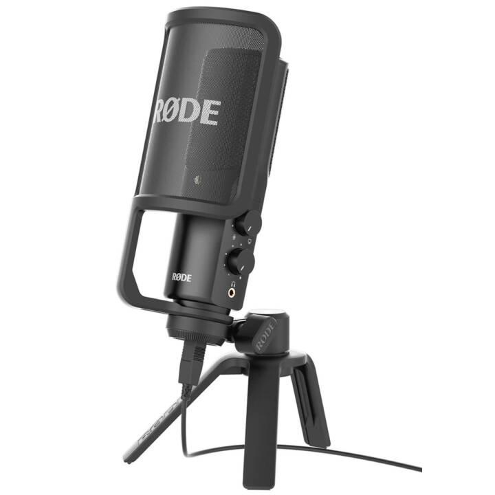 RØDE Microphone studio (Noir)