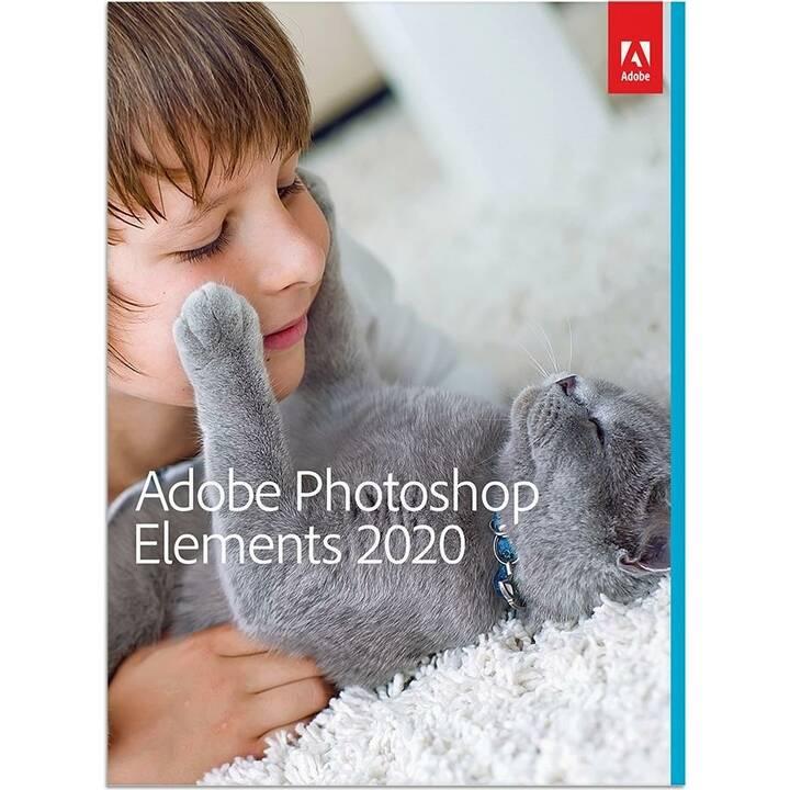 ADOBE Photoshop Elements 2020 (Vollversion, Deutsch)