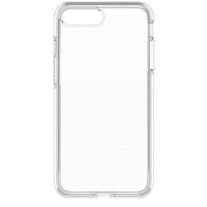 OTTERBOX Backcover Symmetry (iPhone 7 Plus, Transparente)
