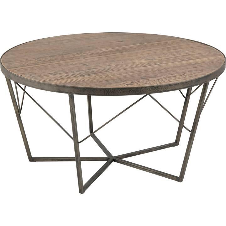 CREATIVE LIVING Tavolino da salotto Ulme (45 cm, Marrone)