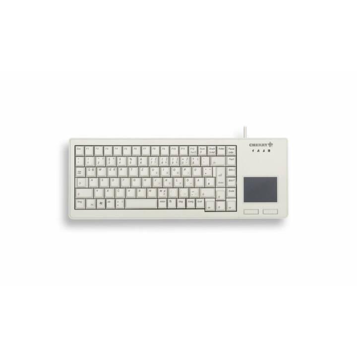 CHERRY  G84-5500 (USB, CH, Kabel)