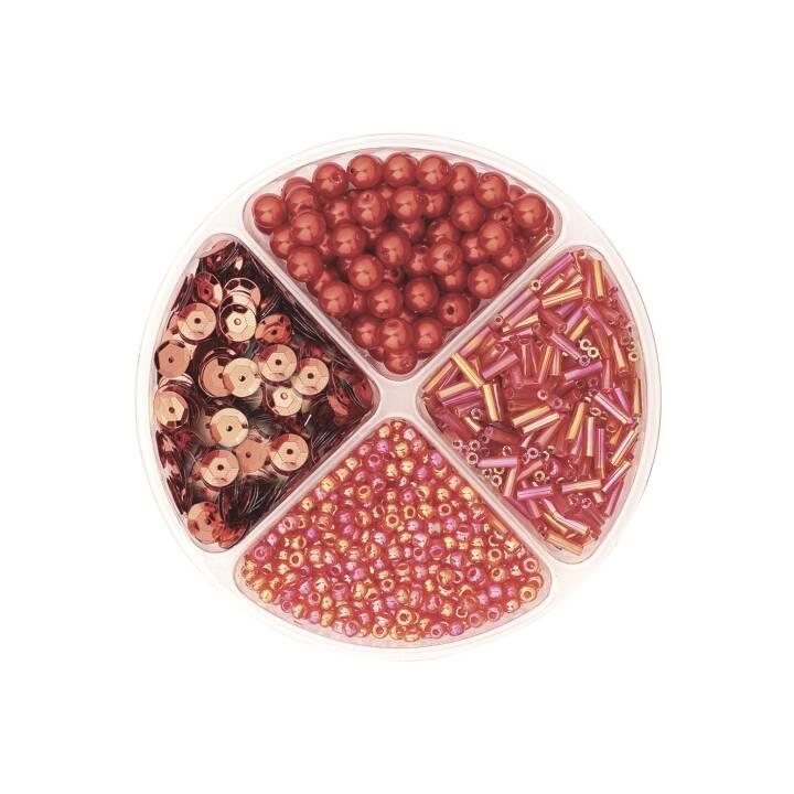 KNORR PRANDELL Perle (Plastica, Rosso)