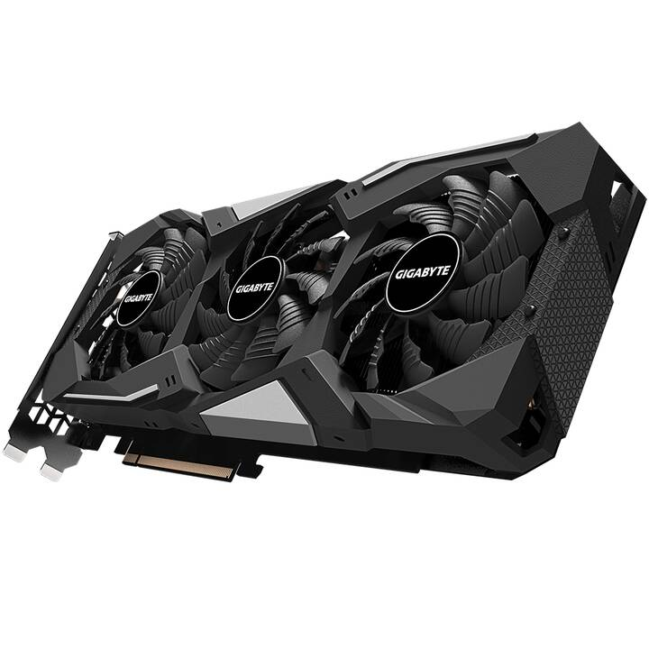 GIGABYTE TECHNOLOGY SUPER GAMING Nvidia GeForce GTX 1660 SUPER (6 Go, Gaming)