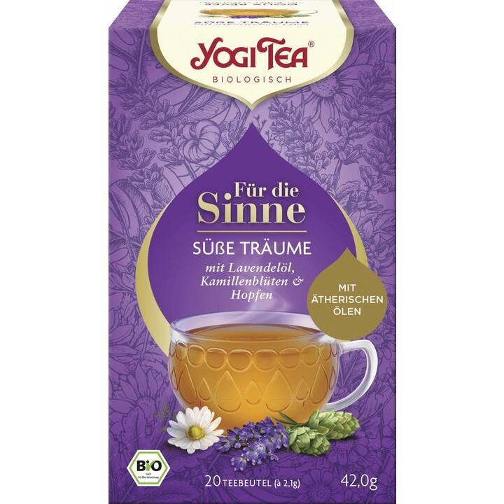 YOGI TEA Tè condito (Bustina di tè, 20 pezzo)