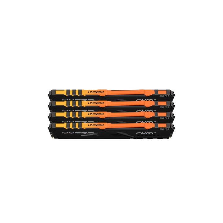 KINGSTON TECHNOLOGY HX426C16FB4AK4/64 (4 x 16 GB, DDR4-SDRAM, DIMM 288-Pin)