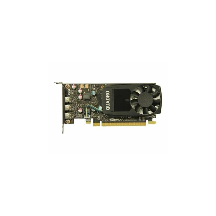 NVIDIA 490-BDZY Nvidia Quadro P400 (2 Go, Station de travail)