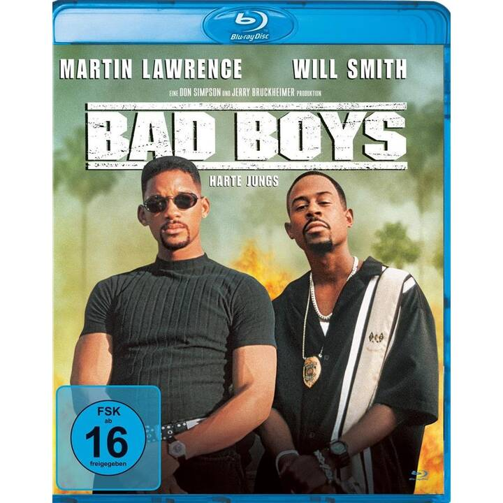 Bad Boys - Harte Jungs (DE, EN, FR)