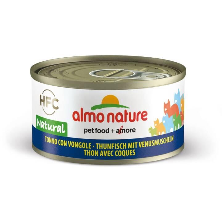 ALMO NATURE HFC Natural (Adult, 70 g, Thunfisch, Muschel)