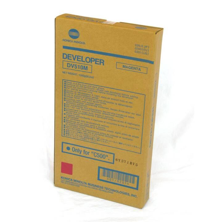 KYOCERA DV 510M Divers accessoires pour imprimantes (Magenta, Magenta)