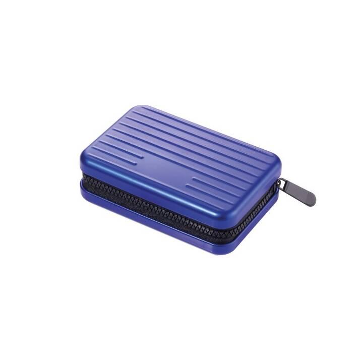TROIKA Portabiglietti (Blu)