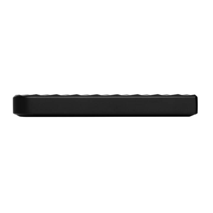 VERBATIM (USB 3.0, 1000 GB, Schwarz)