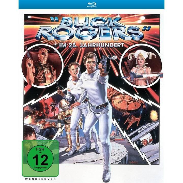 Buck Rogers im 25. Jahrhundert - Die komplette Serie (DE, EN)