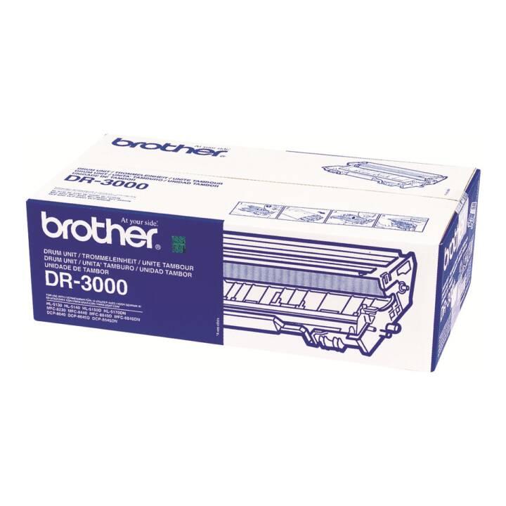 BROTHER DR-3000 Trommel, Schwarz, 20000 Seiten