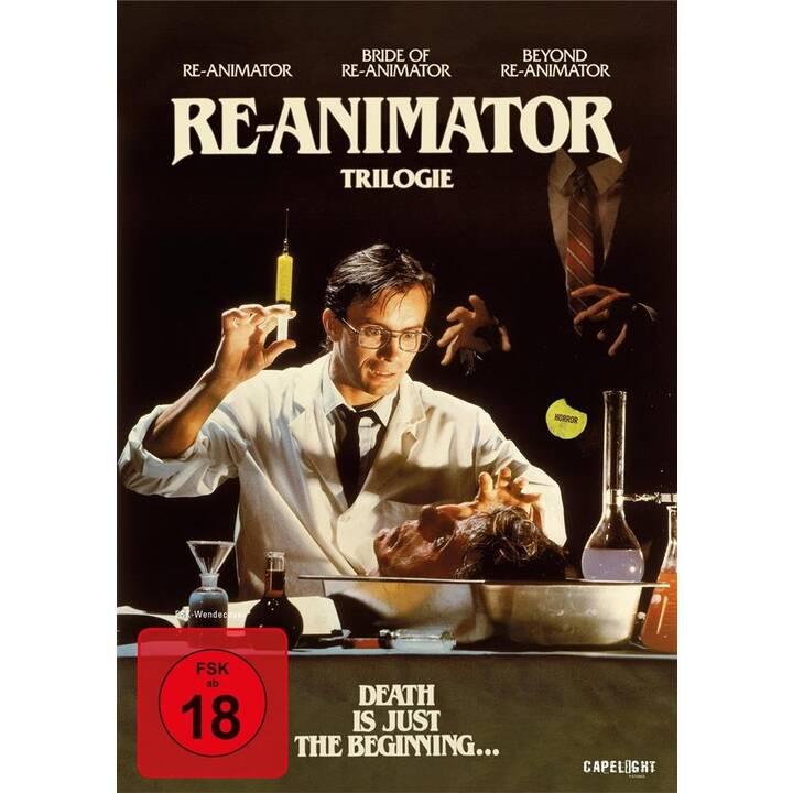 Re-Animator 1-3 (DE, EN)