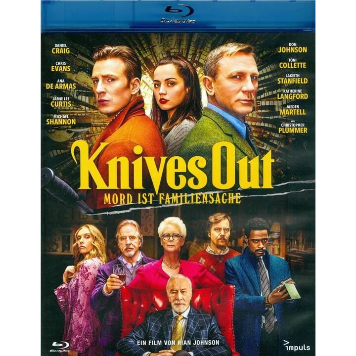 Knives Out - Mord ist Familiensache (DE, EN)