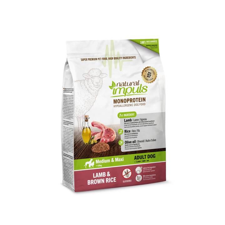 NATURALE IMPULSE Alimentation sèche (Adulte, 1 kg)