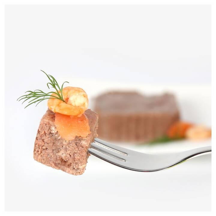 ANIMONDA Vom Feinsten (Adulto, 100 g, Salmone, Frutti di mare)