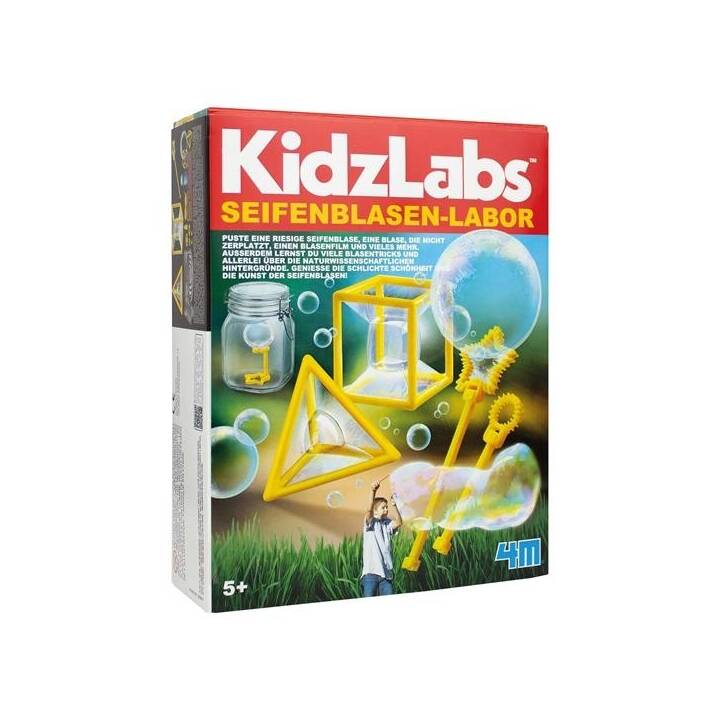 4M KidzLabs Scatola di sperimentazione (Arte)