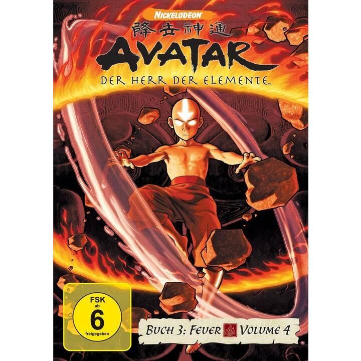 Avatar - Der Herr der Elemente - Buch 3: Feuer - Vol. 4 (DE, FR, NL, EN)