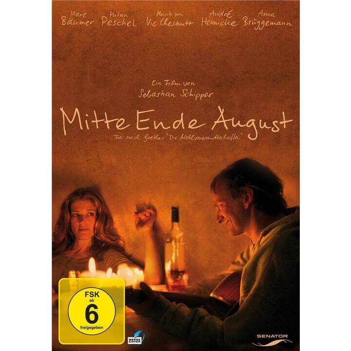 Mitte Ende August (DE)