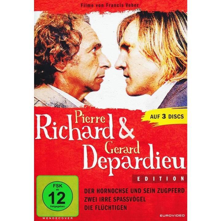 Pierre Richard & Gérard Depardieu Edition (DE, FR)