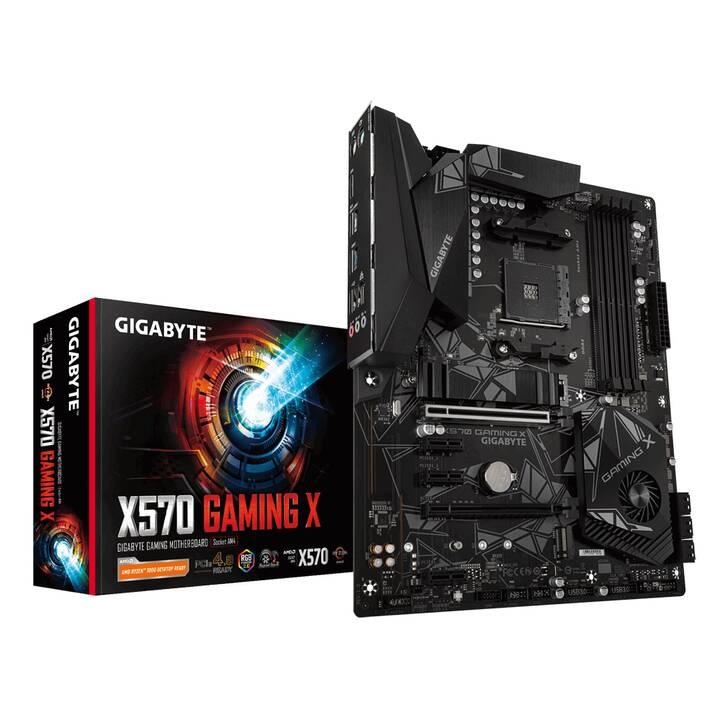 GIGABYTE TECHNOLOGY X570 GAMING X (AM4, AMD X570, ATX)