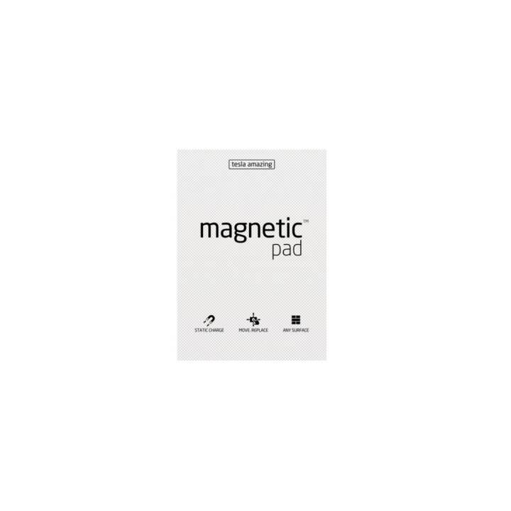 Magnetic Pad A5 transparent 50 Blatt