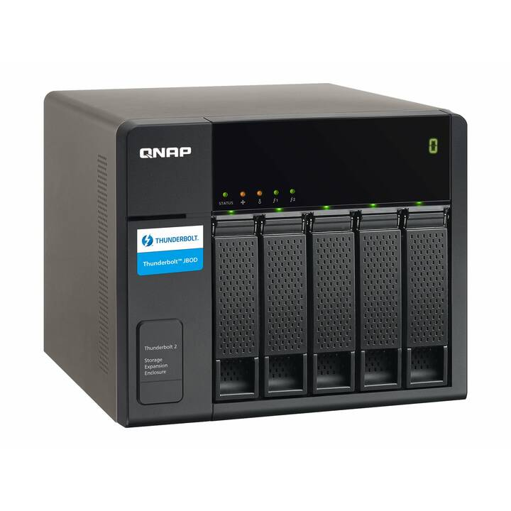 QNAP NAS TX-500P (0 GB)