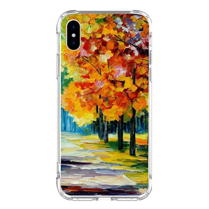 """EG MTT Backcover für iPhone XS 5.8"""" 2018 - Bemalung"""