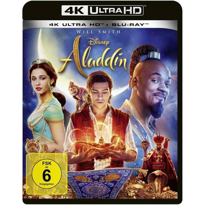 Aladdin (4K Ultra HD, ES, IT, JA, DE, EN, FR)