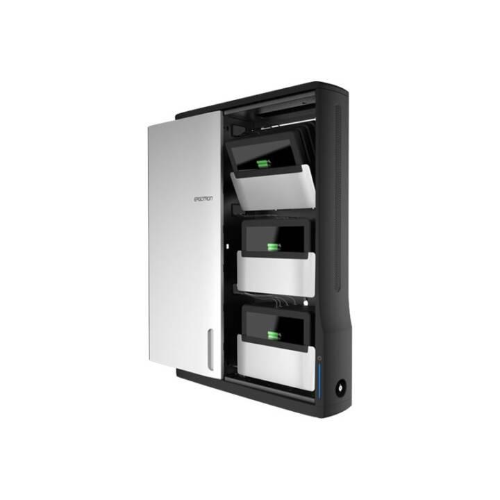 Ergotron Zip12 Charging Wall Cabinet - unità cabinet