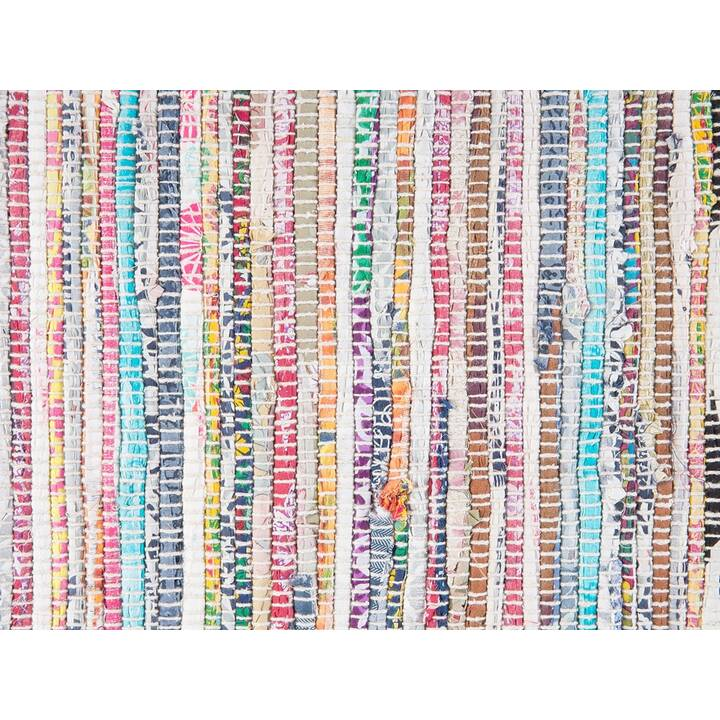 BELIANI Tappeto Mersin (140 cm x 200 cm, Multicolore)