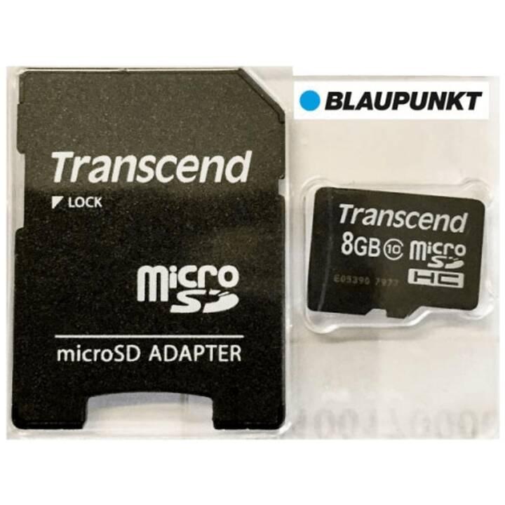 BLAUPUNKT micro SD Carta (Santa Cruz/Oslo/San Diego/München,/Hannover/Las Vegas)