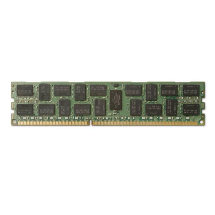 Module de mémoire HP, DIMM 288 broches, DDR4, 16 Go