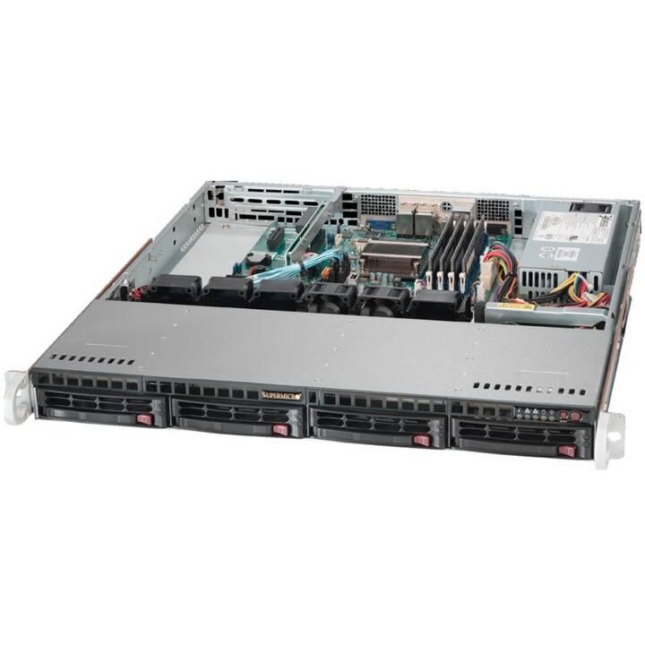 SUPERMICRO 5018A-MLHN4  (Intel Atom)
