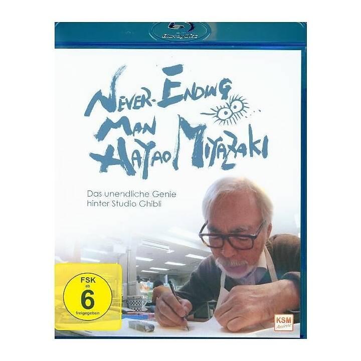 Never Ending Man - Hayao Miyazaki (JA, DE)