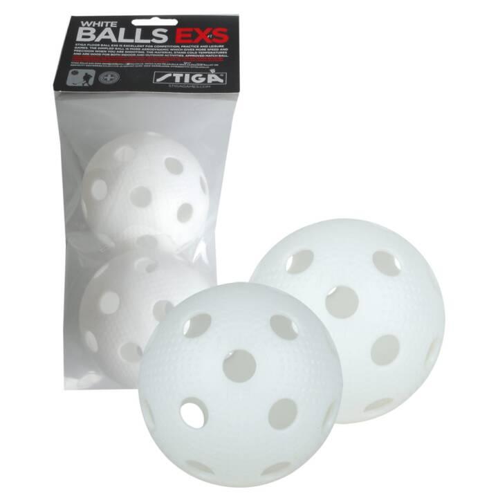 STIGA Unihockey Ball (2 Stück)