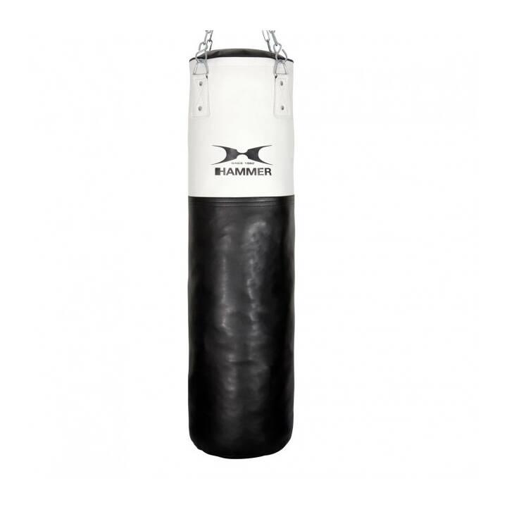 HAMMER Boxsack Premium White Kick (120 cm, 34 kg)