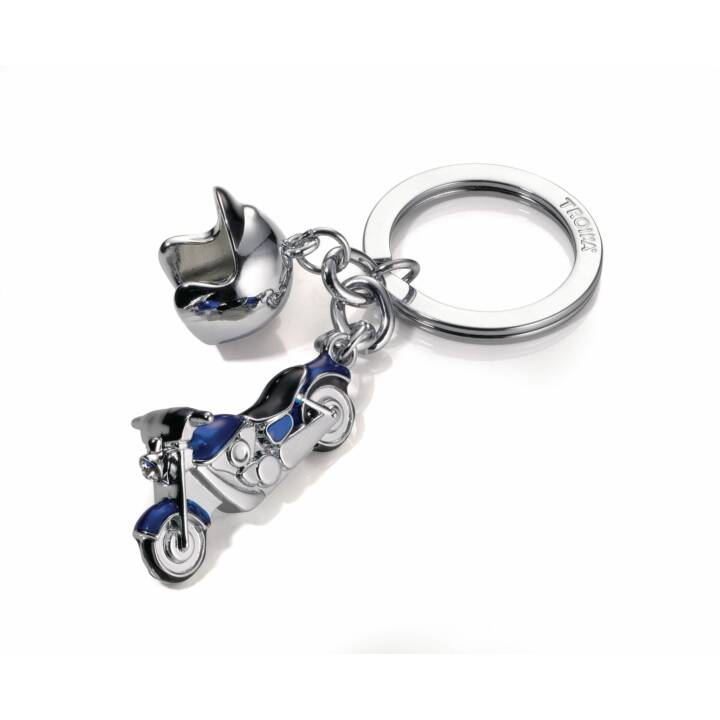 TROIKA KEY CRUISING Schlüsselanhänger bl