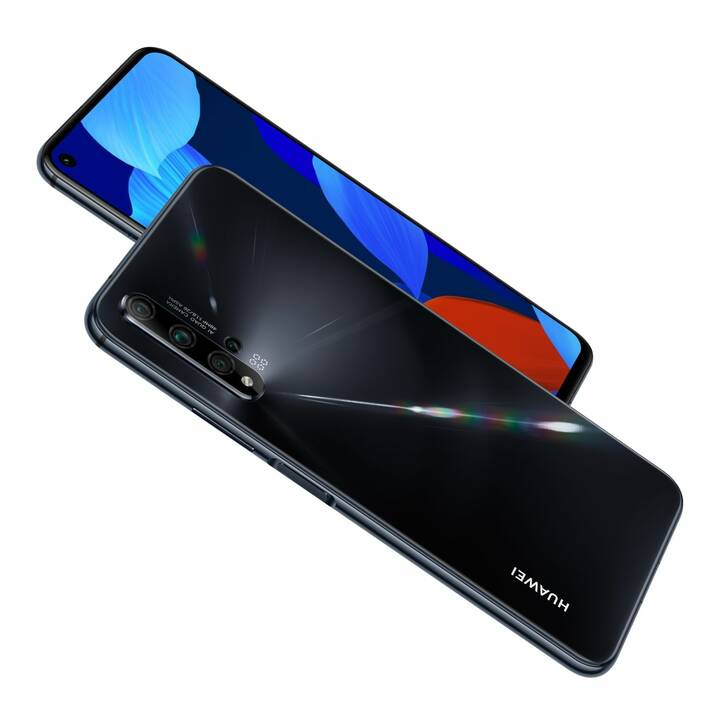 "HUAWEI Nova 5T (6.26"", 128 GB, 48 MP, Schwarz)"
