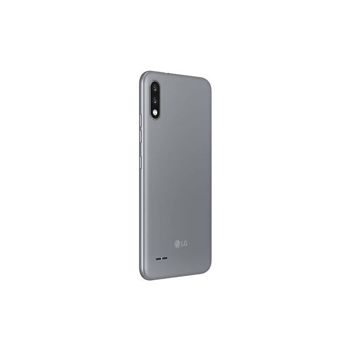 """LG K22 (6.2"""", 32 GB, 13 MP, Titanio)"""