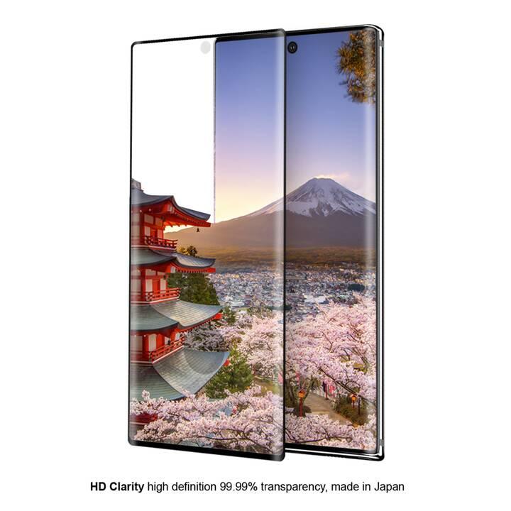 EIGER Verre de protection d'écran 3D Glass Samsung Galaxy Note 10+