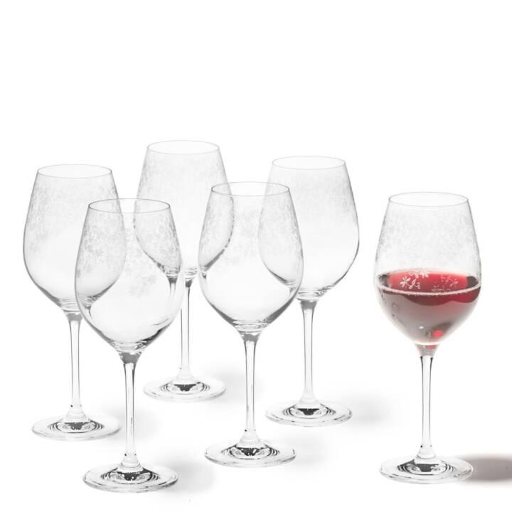 Set bicchieri per vino rosso LEONARDO Chateau 5.1 dl, 6 pezzi